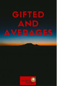 gifted and averages